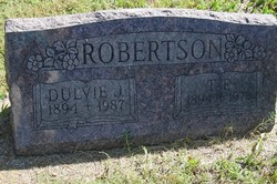 Dulvie J Robertson