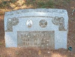 SSG William R. E. Tex <i>(Bill)</i> Stegall