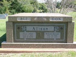 William Donivan Allison