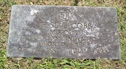 Jesse Logan Cobb