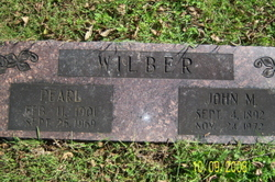 Lily Pearl <i>Wells</i> Wilber