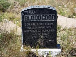 Cora D <i>Longfellow</i> Bloodgood