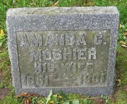 Amanda Caroline <i>Moshier</i> Brignall