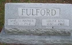 Louise Stedman <i>King</i> Fulford