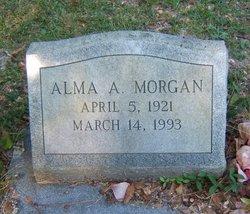 Alma A. Morgan