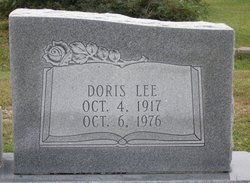 Doris Lee <i>Renfroe</i> Taylor