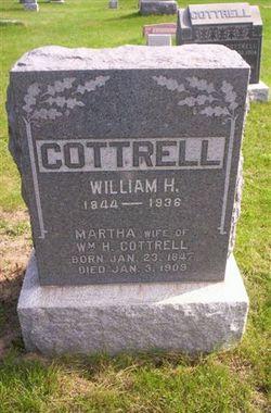 Martha A <i>MacMahon</i> Cottrell