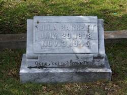Lilla Barrett