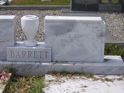 Fannie <i>Shiver</i> Barrett