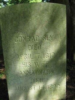 Conrad Sly