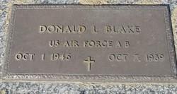 Donald L. Blake