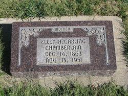 Ellen A. <i>Carling</i> Chamberlain