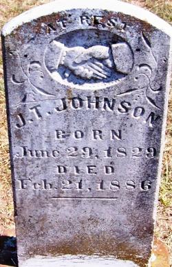 John Thomas Johnson