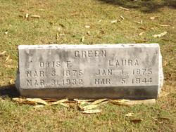 Otis Frank Green