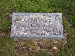 Adam Franklin Frank Fickies
