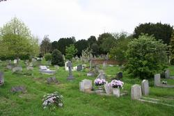 St Mary the Virgin Churchyard