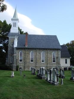 Deer Creek Harmony Presbyterian Church Cemetery