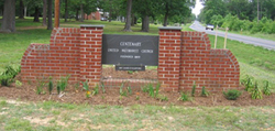 Centenary United Methodist Church Cemetery