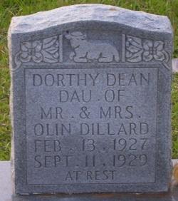 Dorothy Dean Dillard