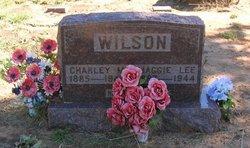 Maggie Lee <i>Ashton</i> Wilson