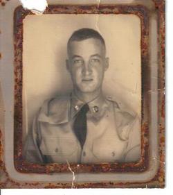 Sgt Homer Vaughn Fillinger