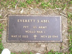 Everett Stroud Abel