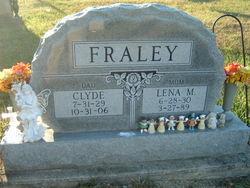 Lena Mae <i>Isaacs</i> Fraley