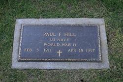 Paul Francis Hill