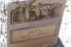 Thomas Alva Alvie Aden