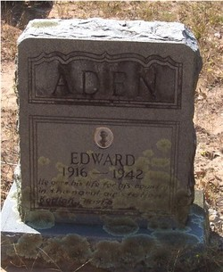 Charley Edward Aden