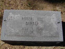 Robert Lee Barber