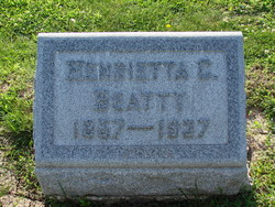 Henrietta C Beatty