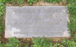 William E. Sparks