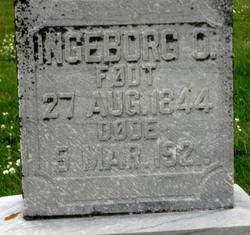 TVEIT , INGEBORG O.  1844 - 1921