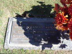 Wanda Frances Alford