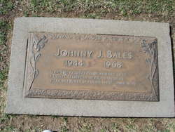 Johnny J Bales