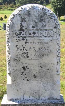 Frederic H. Bacon