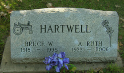 A. Ruth Hartwell