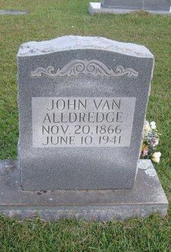 John Van Alldredge
