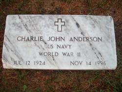 Charlie John Anderson