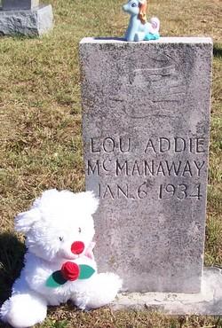 Lou Addie McManaway