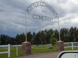 Potter Community Cemetery