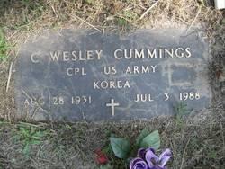 C Wesley Cummings