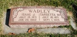 Tarsetta Maria <i>West</i> Wadley