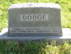 Margaret Jane <i>McOuat</i> Dodge