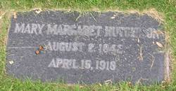 Mary Margaret <i>Kinkade</i> Hutchison