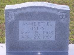 Annie Ethel Finley