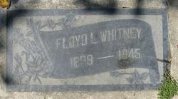 Floyd L Whitney