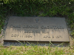 Carl Dennis Crowther