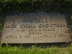 Jack O'Neal Crowther